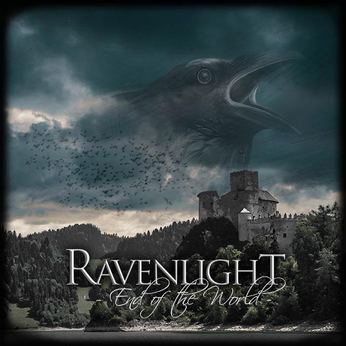 ravenlight announce the end of the world ep ravenlight